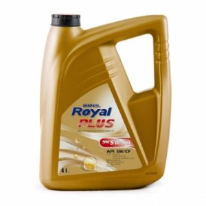 ایرانول Royal Plus روغن موتور چند درجه ای ویژه بنزینی و دیزلی